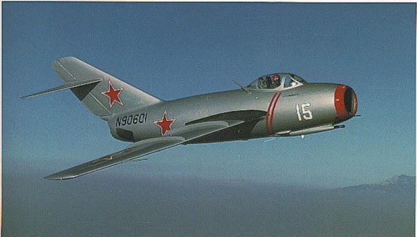 Image result for MIG-15