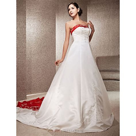 A line / Princess Petite / Plus Sizes Wedding Dress