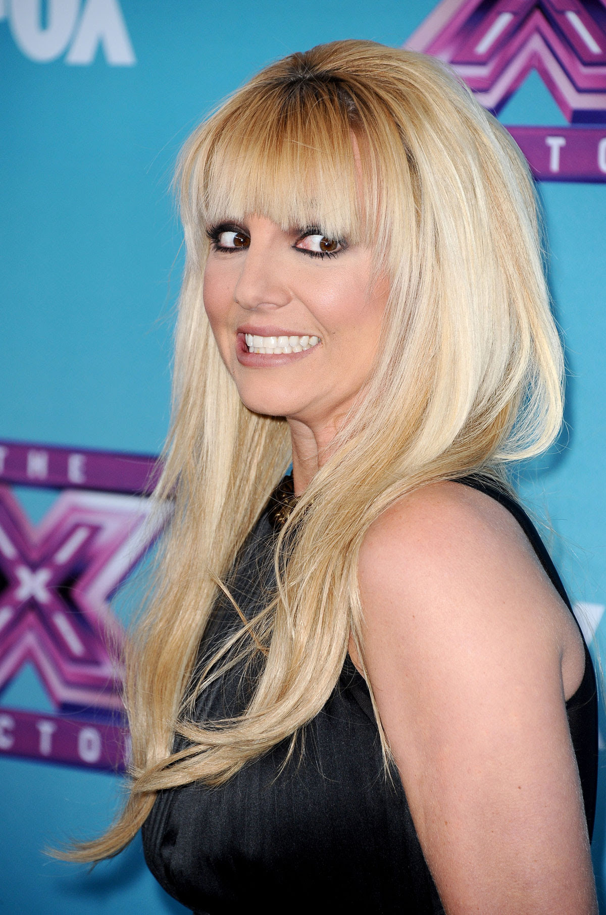 BRITNEY SPEARS at The X Factor Season Finale News ...
