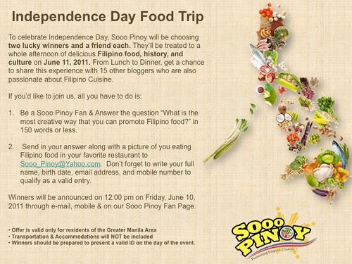 sooo pinoy food trip