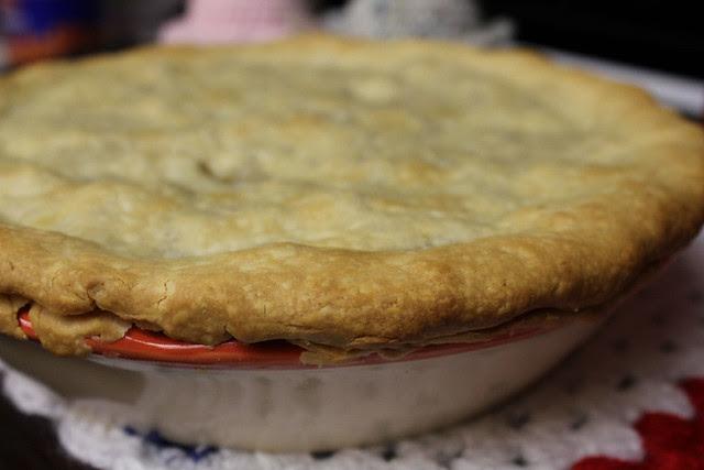 Beef and Veggie Pot Pie