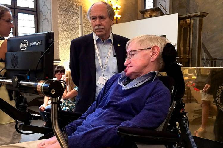 Physicist Stephen Hawking has offered up a new theory about how information might escape the powerful clutches of a black hole, an idea he hopes will help resolve one of the most vexing enigmas of physics.