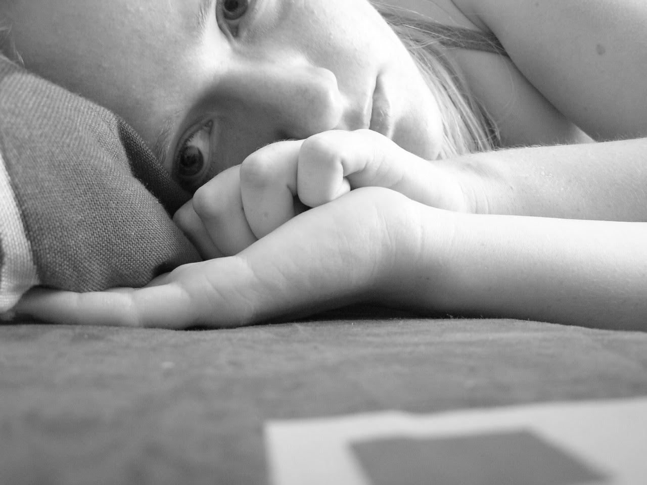 FOTO: Mulher deprimida