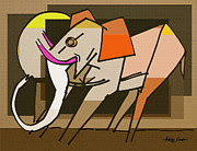 Artist  Singh - Elephant 7