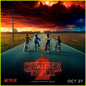 'Stranger Things' Season 2 Gets Official Premiere Date & First Teaser!
