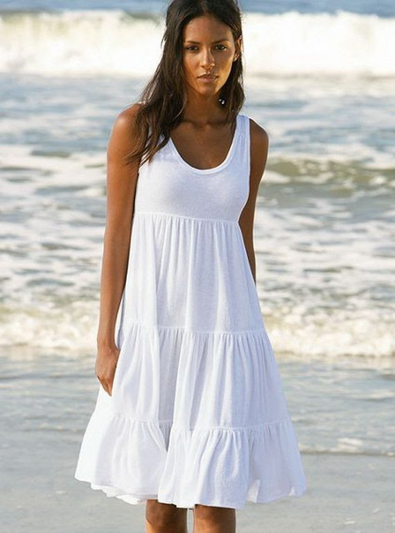 Clothing For Women Beach Clothes | ... beach outfits 6 dress styles for women 2012 3 summer beach dresses for