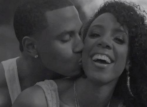 Heart Attack (Video Still), Kelly Rowland, Trey Songz