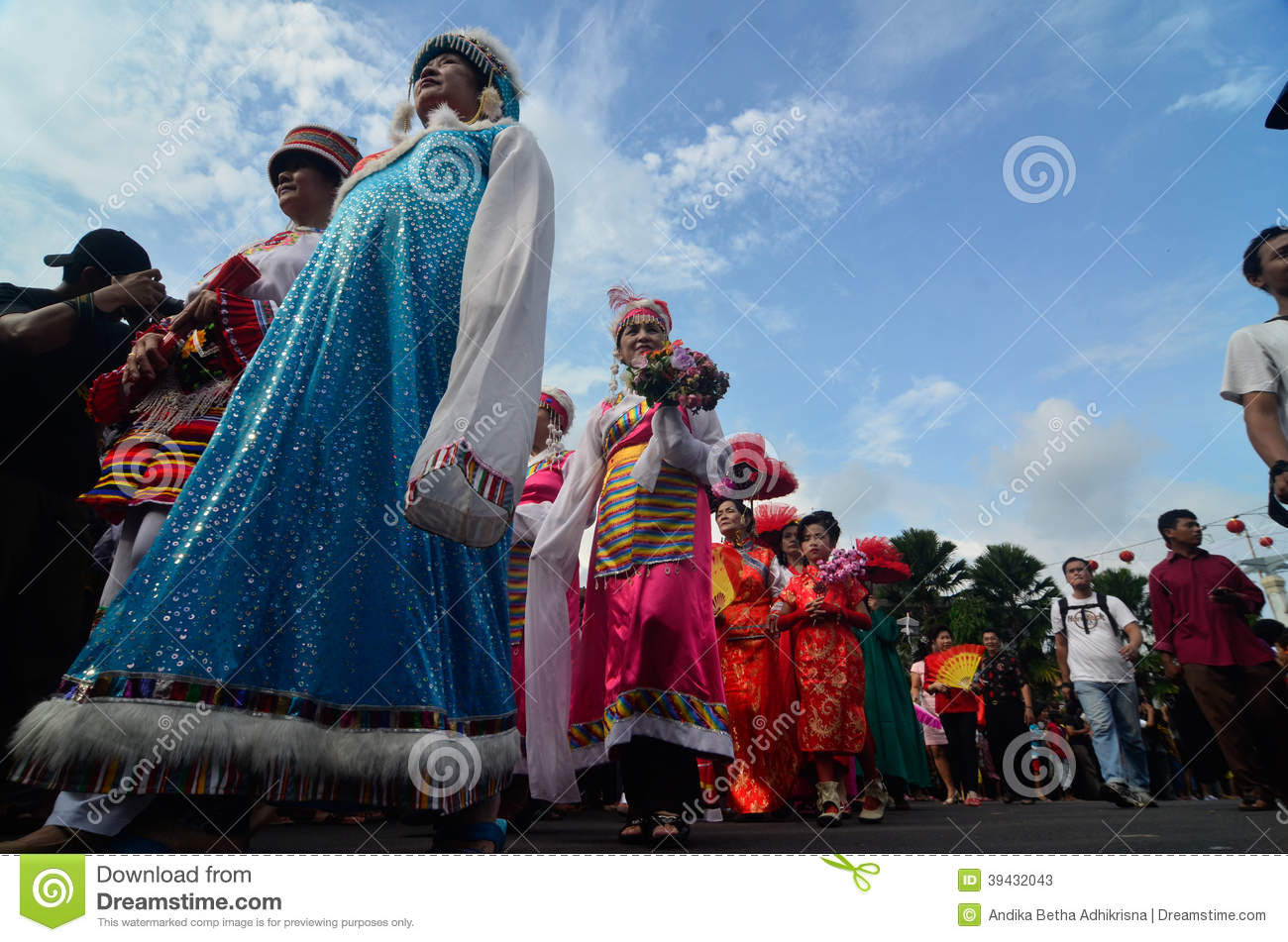 CHINESEINDONESIAN CULTURE Editorial Stock Photo  Image: 39432043