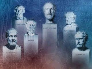 αρχαίοι Έλληνες επιστήμονες