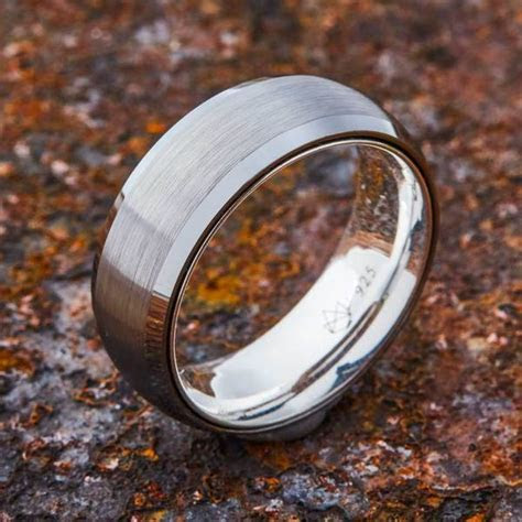 EMBR ?   Tungsten Wedding Rings & Bands   40% off today