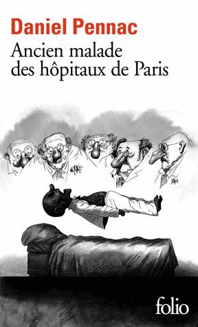 Couverture Ancien malade des hôpitaux de Paris