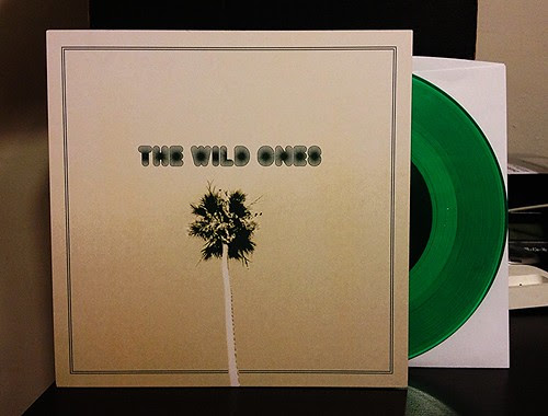 "The Wild Ones - Day Drunk 7"" - Green Vinyl (/150) by Tim PopKid"