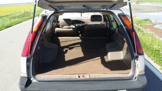 VERY REAR CLEAN TITLE 1989 TOYOTA COROLLA ALL TRAC 1.6L ...