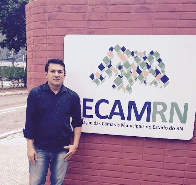 Marcelino Vieira: Vereador vira réu em ação de improbidade administrativa