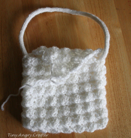 Pretty White purse