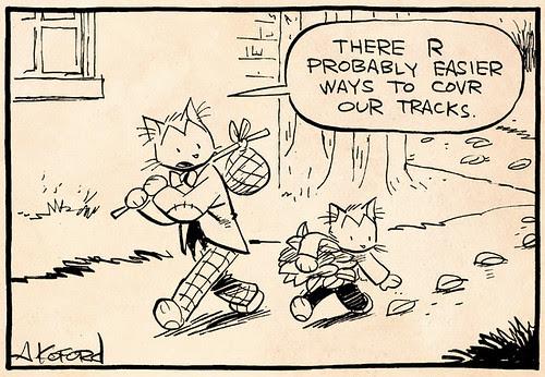 Laugh-Out-Loud Cats #2131 by Ape Lad