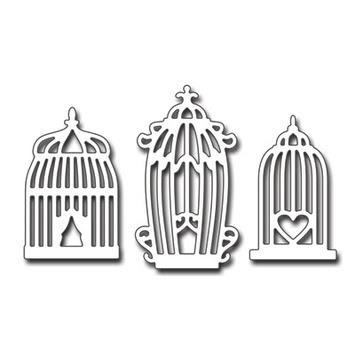 vintage birdcages picture