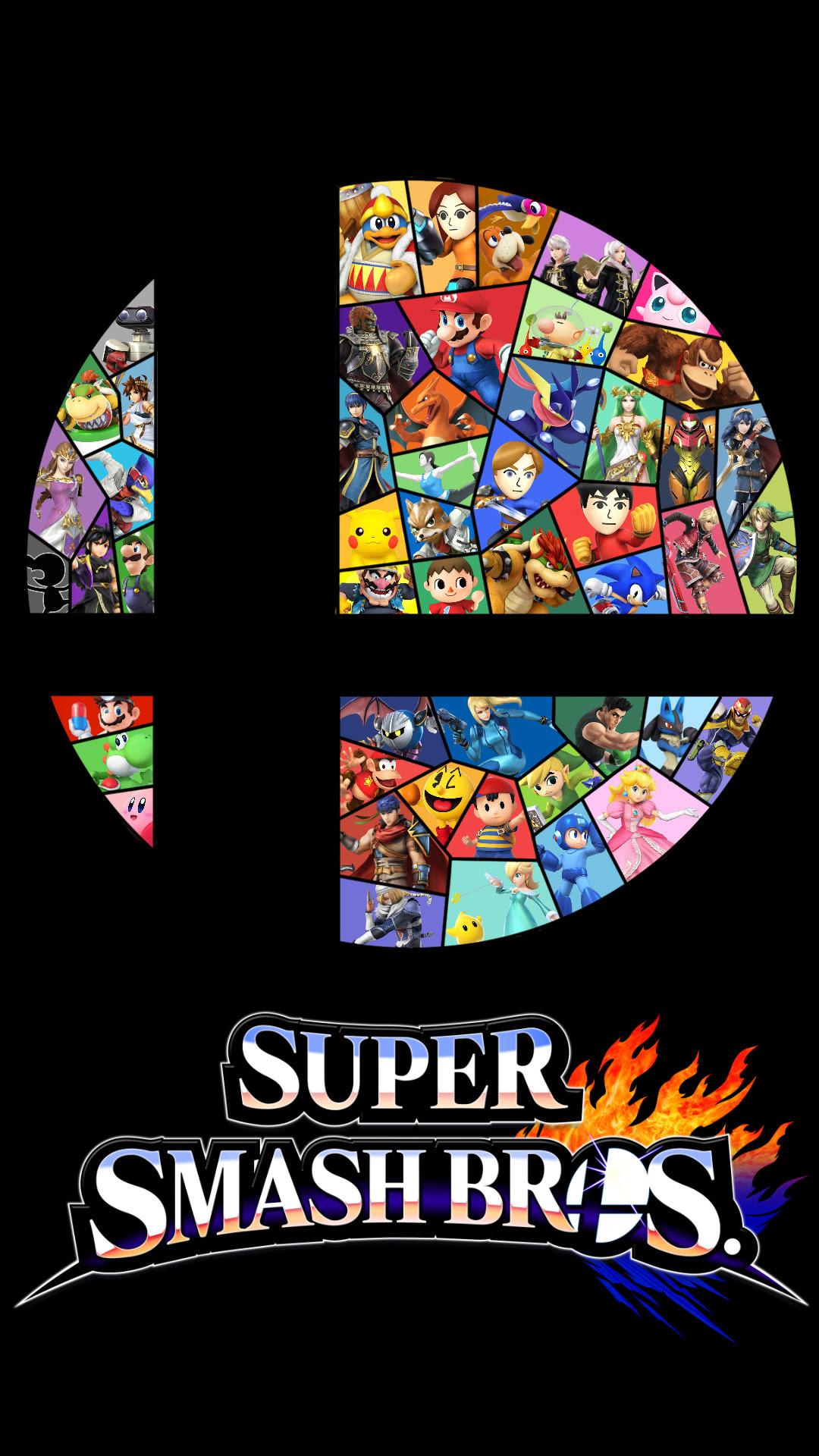 Super Smash Bros Wallpaper iPhone 75+ images