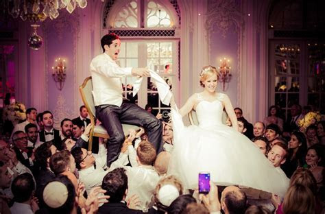 Jewish Wedding Dancing (The Hora) ? Jewish Wedding