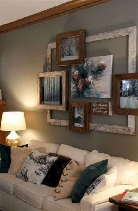 diy rustic home decor ideas  living room