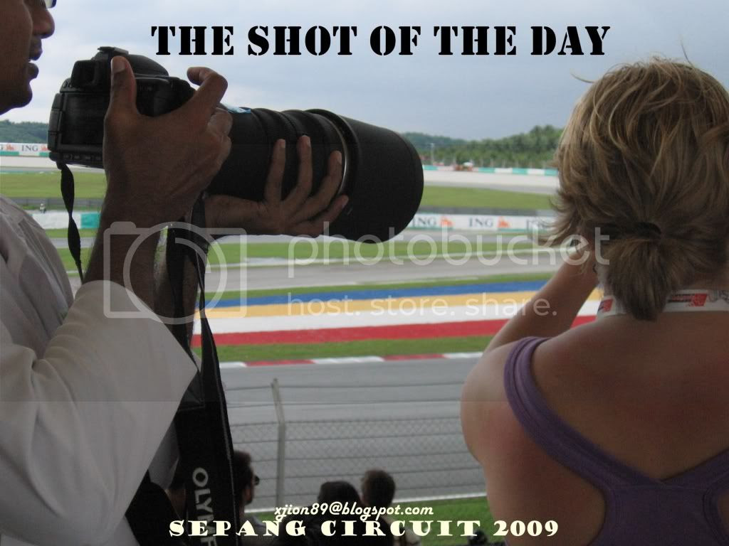 the shot of the day