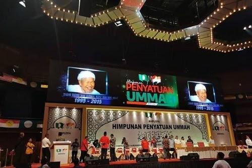 Warganet tempelak Hadi konon Nik Aziz setuju taawun Pas - Umno