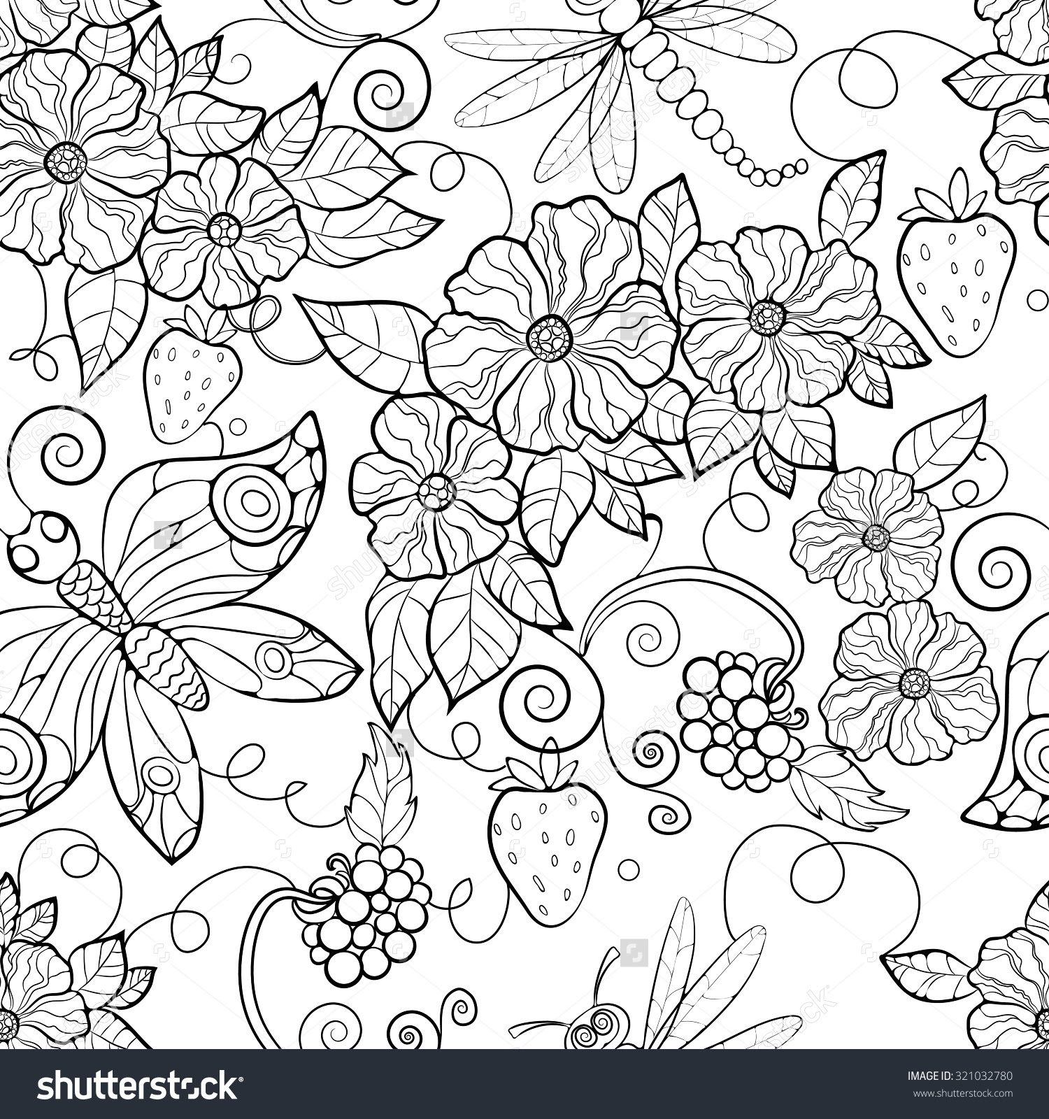 540 Top Free Printable Coloring Pages For Adults Roses Pictures