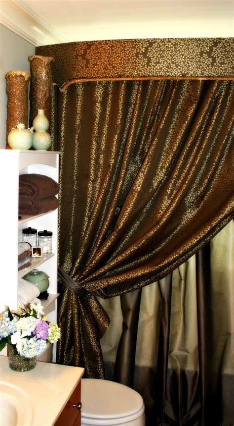 opulent bathroom shower curtain wwwpatandtootcom