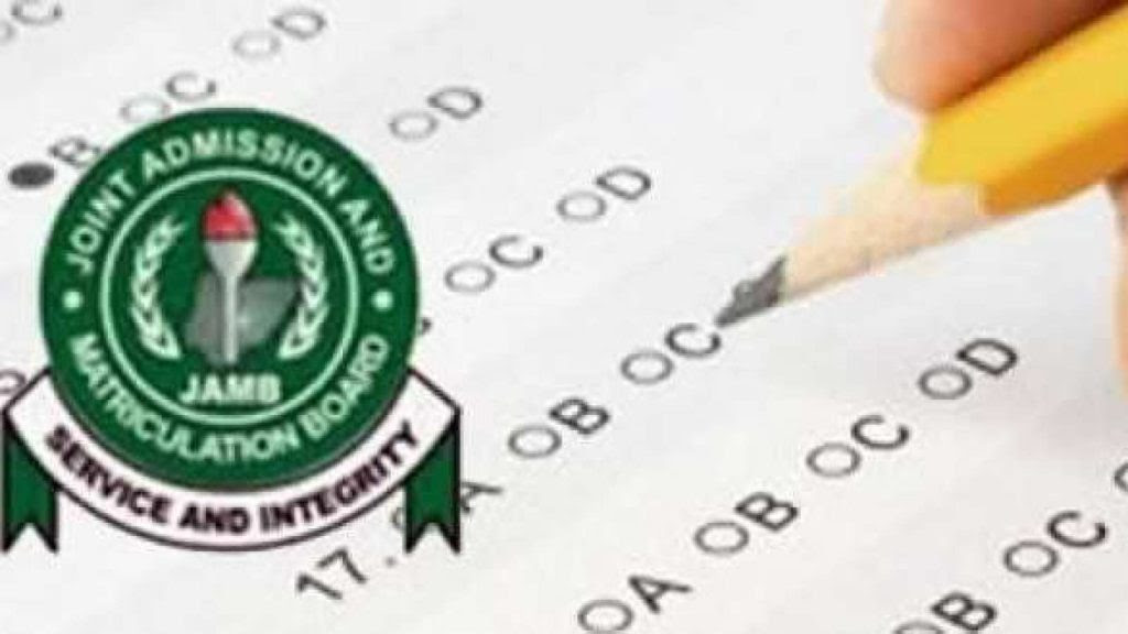 JAMB Registration 2017 (CBT) Form