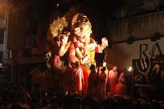 Last Journey Lal Bagh Chya Raja by firoze shakir photographerno1