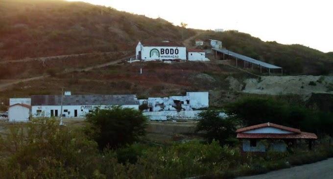 TRAGÉDIA: Em Bodó, mina desaba e soterra trabalhadores; dois óbitos foram confirmados