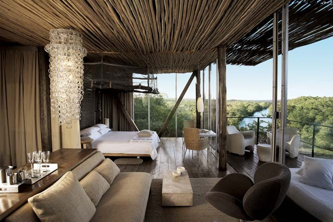 Luxury African Game Reserve