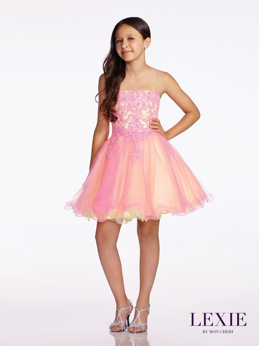 TW11657 Lexie by Mon Cheri Tween Dress S16