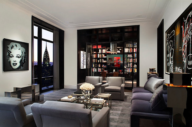 Decorating Your Home With Black, Ideas, Inspirations ...
