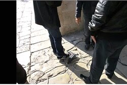 Temple Mount drilling by the Waqf