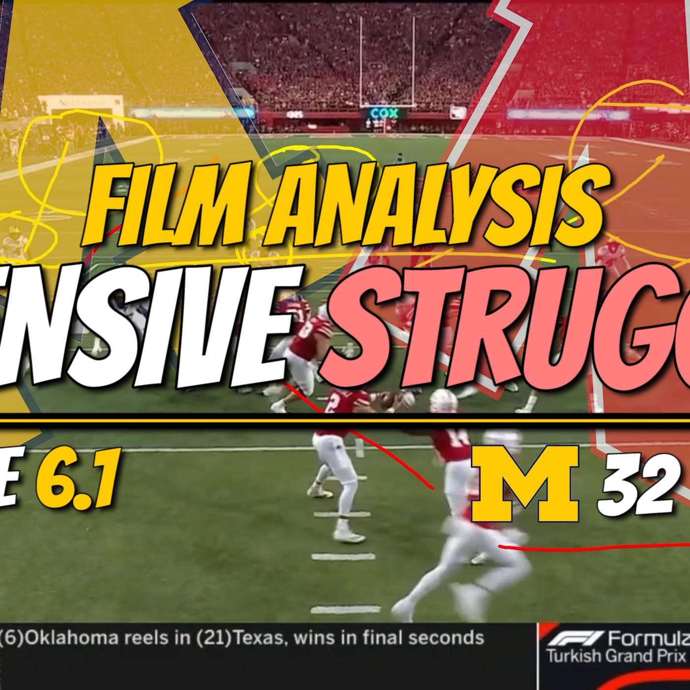 Michigan Football Defensive Struggles Film Analysis vs. Nebraska