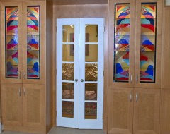 Choose Your Kitchen Cabinet Glass