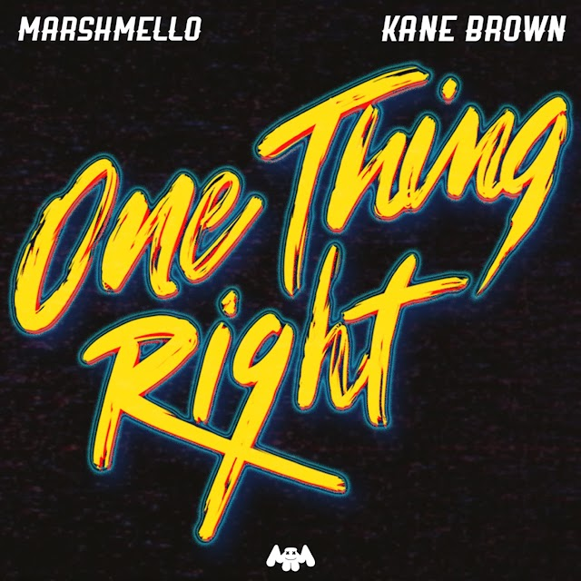 Marshmello & Kane Brown - One Thing Right - Single [iTunes Plus AAC M4A]