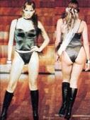 Helen Lindes Body Con Botas