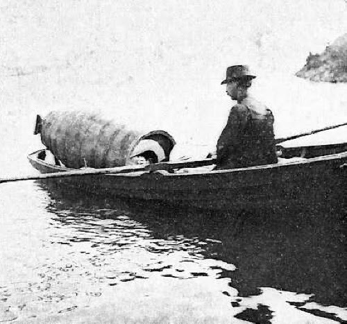 http://www.forensicgenealogy.info/images/annie_edson_taylor_floating_away.jpg