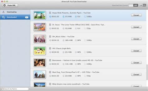 aimersoft youtube downloader alternatives  similar