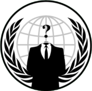 logotipo anônimo