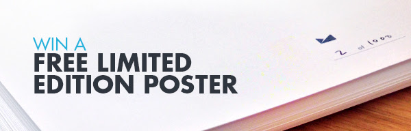 Win a free limited edition poster