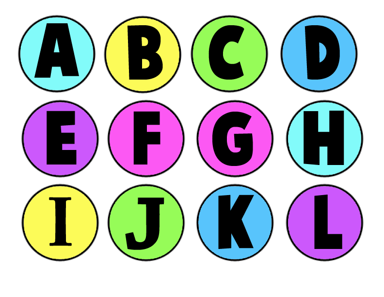 Making an Alphabet Letters Memory Game from Milk Jug Caps with ...