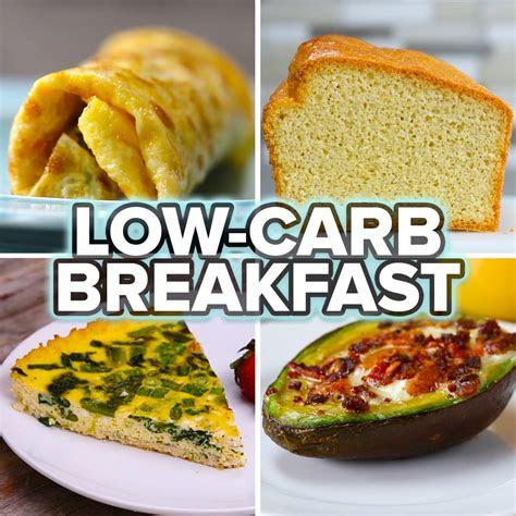 carb breakfasts  tasty bariatric keto  carb