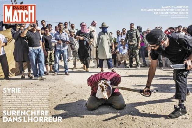 Ο Μεσαίωνας της Συρίας: Αντικαθεστωτικοί αποκεφαλίζουν στρατιώτες - Οι φωτό της ντροπής