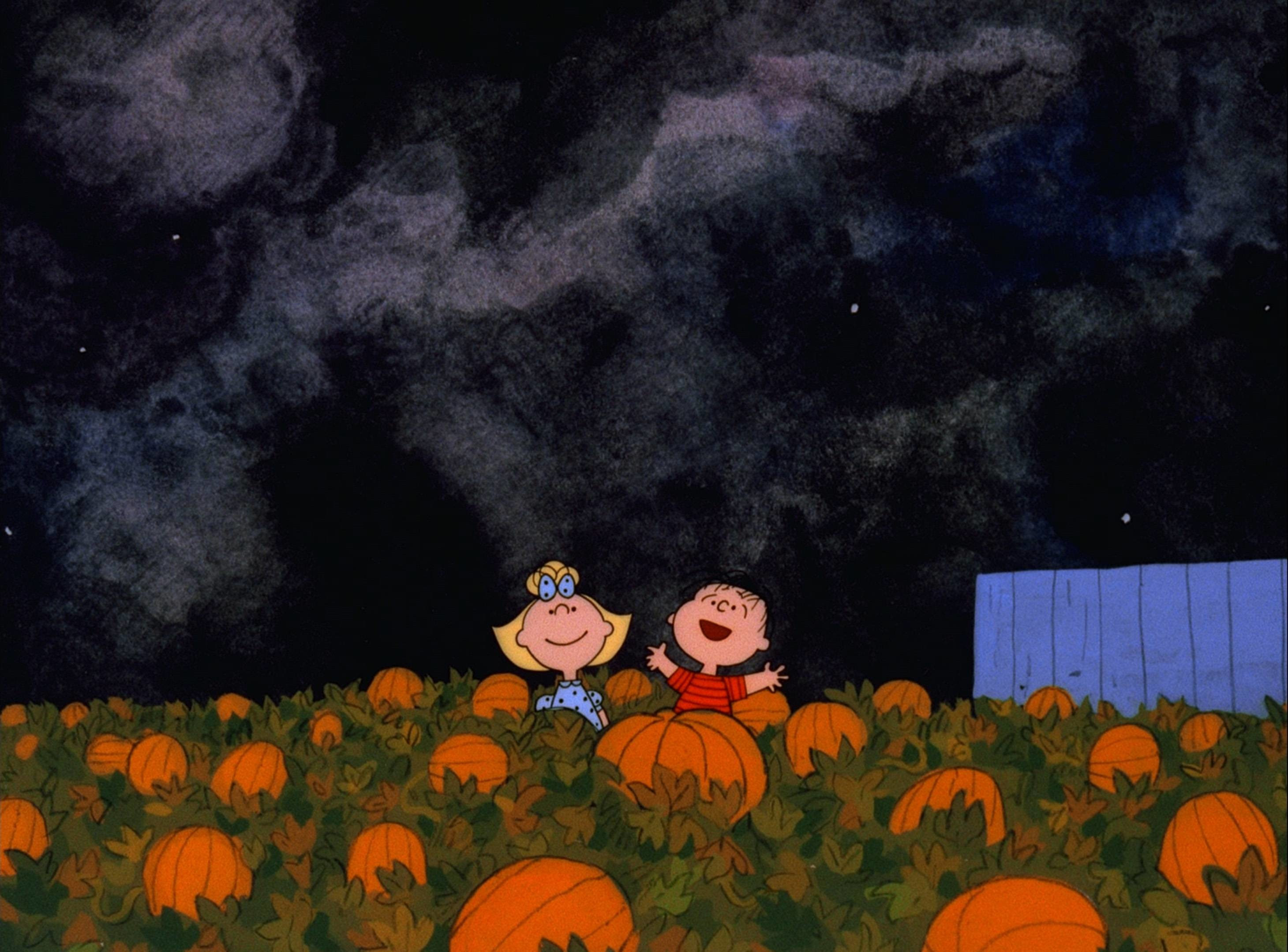 Great Pumpkin Charlie Brown Wallpaper 51 Images