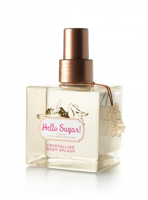 Hello Sugar!  Bath and Body Works for women