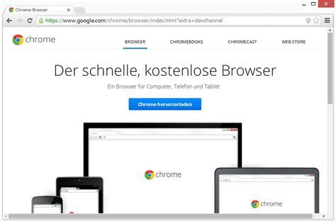 Google Chrome Dev (64 Bit)   Download   CHIP