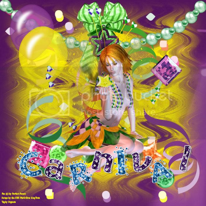 Carnival Fae 1